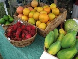 South Kona Green Market Produce