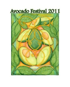 2011 Avocado Festival Art