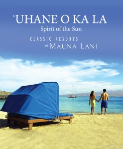 Mauna Lani Point's New eMagazine - 'UHANE O KA LA - Spirit of the Sun