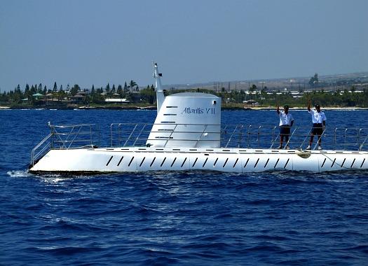 atlantis-submarine-kona-activities